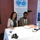 un accord de coopération entre la bulgarie et l'agence de l'eau