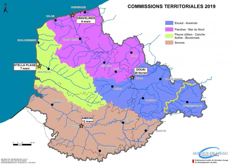Quelles actions pour l'avenir de l'eau  sur les territoires de l'Escaut et de l' Avesnois ? connaître, comprendre et mettre en œuvre sur vos territoires