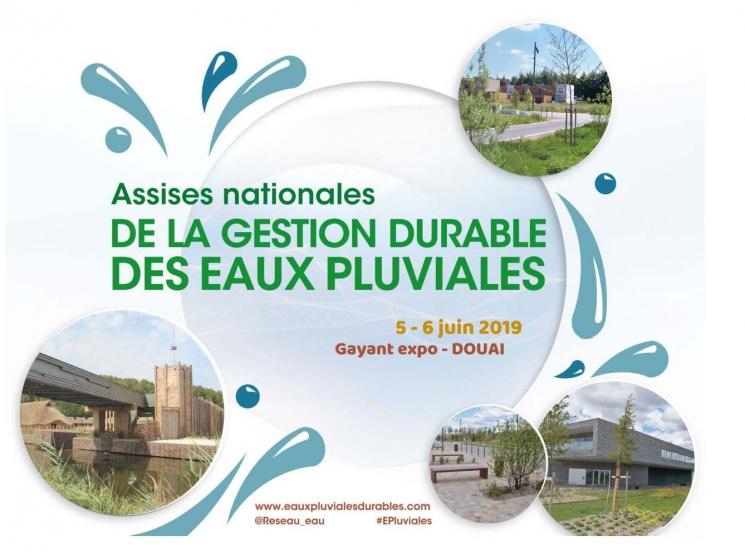 Assises nationales de la gestion durable des eaux pluviales