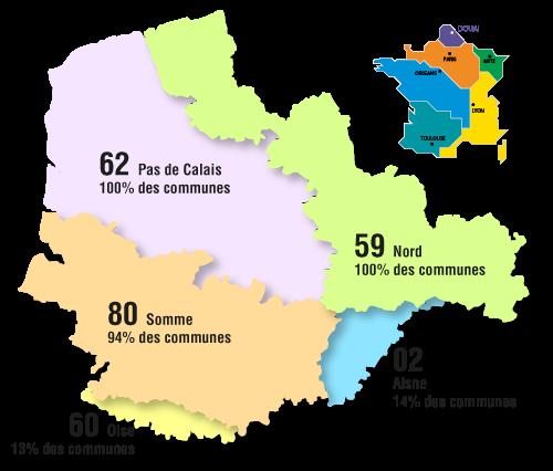 Le Bassin Artois Picardie