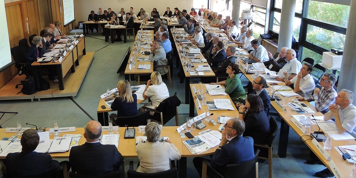 Comité de bassin - juillet 2015