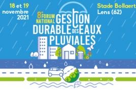 8ème Forum national de la gestion durable des eaux pluviales
