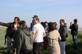 Une école écologique en Baie de Somme du 10 au 13 avril 2017
