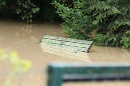 Inondation à Proville le 12 sept. 2008