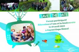 Forum participatif éducation à l'eau et à la biodiversité